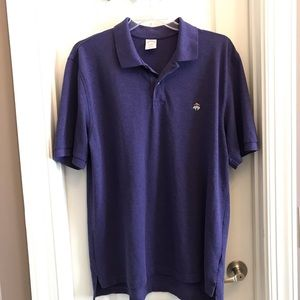 Brooks Brothers Performance Polo XL Dark Purple